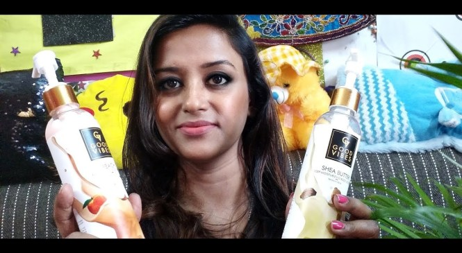 Good Vibes Body Lotion | Good Vibes Product Review | Winter Skincare  – Anindita Ghosh