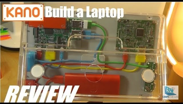 REVIEW: Kano Computer Kit – Build Your Own Computer?!