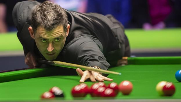 O'Sullivan through to quarters after easing past Lisowski in York