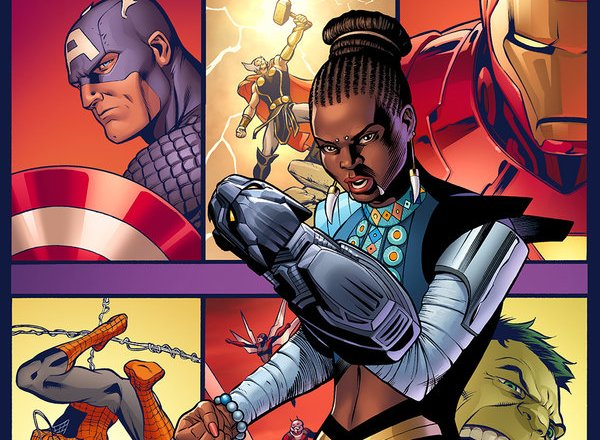 Comic Book Spinoff of Black Panther Will Focus on His Sister