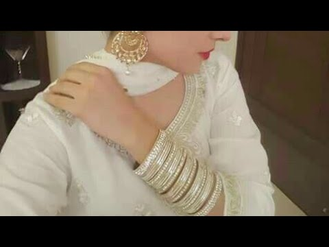 New fashion trend 2018 pakistan and indian dresses for girls/womens💐💐
