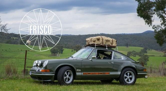 1971 Porsche 911T: Traveling Al Frisco