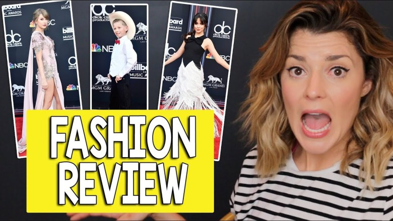 BILLBOARD MUSIC AWARDS FASHION REVIEW 2018 // Grace Helbig