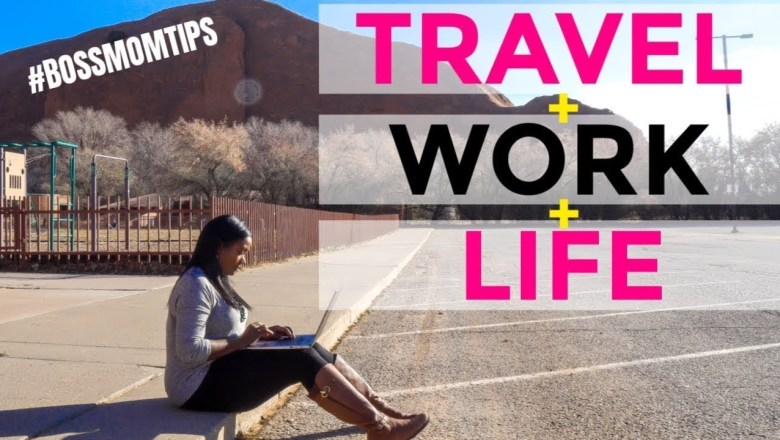 Managing My Life When I'm Traveling | Working Mom Routine Diaries