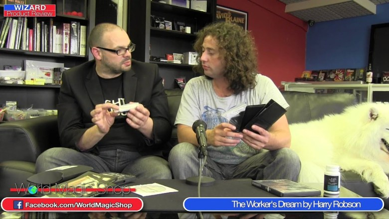 Wizard Product Review 9th July 2014