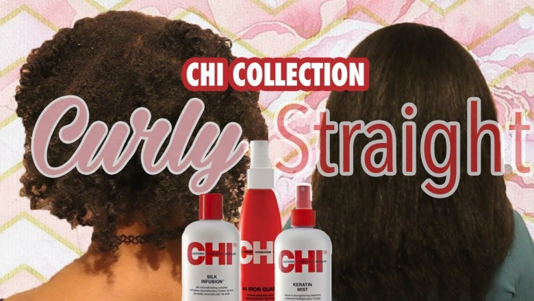 CHI Product REVIEW   Silk Infusion