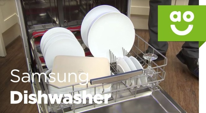 Samsung Dishwasher DW60H9950FW Product Review | ao.com