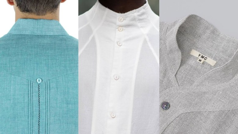 stylish neckline design for boys shirts 2019 latest fashion trend