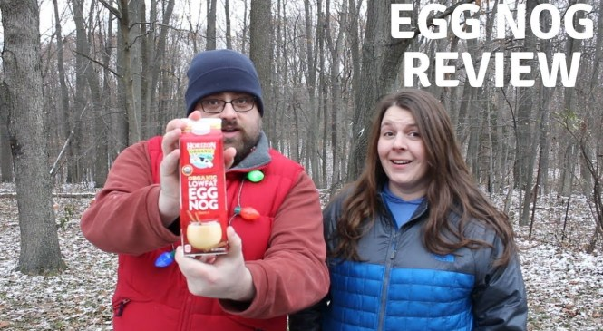 Horizon Organic Limited Edition Egg Nog Review | Sip & Review Beverage #5