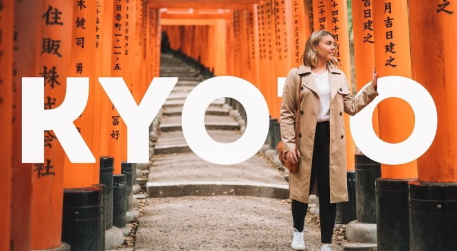 KYOTO + NARA | Solo Traveling Japan