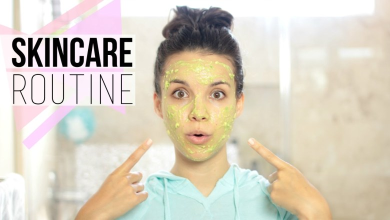 My Skincare Routine! // Tips For Healthy + Hydrated Skin