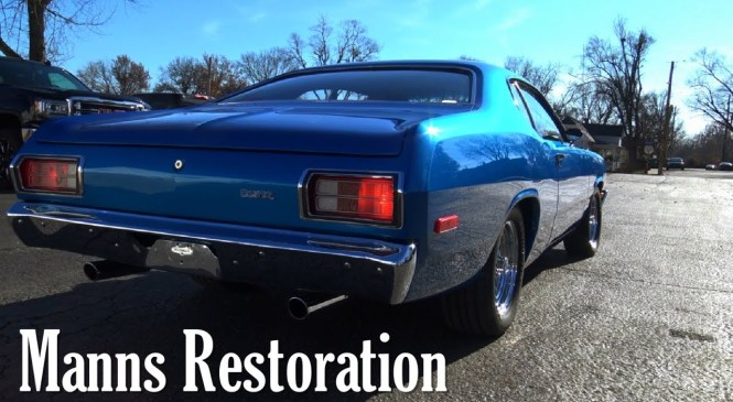 Fine Quality Automotive Restoration – Manns Restoration – Festus, MO