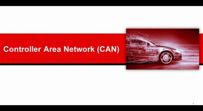 Automotive Controller Area Network (CAN) Overview and Training