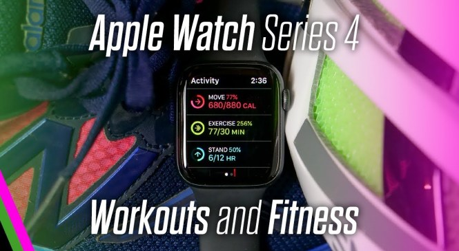 Apple Watch Series 4 – The Review // Fitness and Workouts
