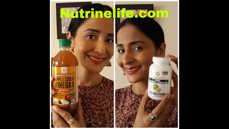 Nutrinelife.com 's apple cider vinegar & garcinia cambogia ,product review and uses