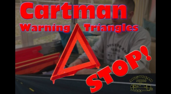 Safety Product Review:  Cartman Warning Triangles