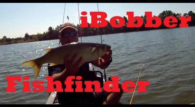 Product Review: iBobber Fishfinder!