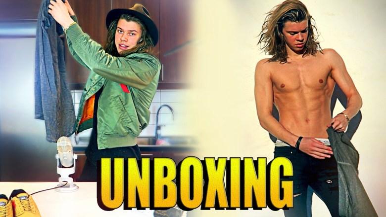 JUNKYARD FASHION PACK UNBOXING & REVIEW | Men
