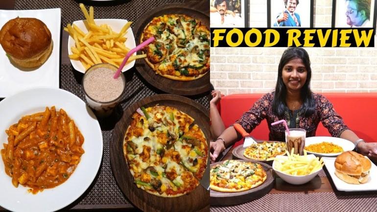 SUPERSTAR PIZZA – Salem – Food Review in Tamil | Restaurant for Superstar Fans (Must Eat)