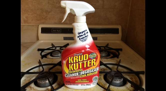 Product Review – Krud Kutter – cleaner – degreaser – stain remover