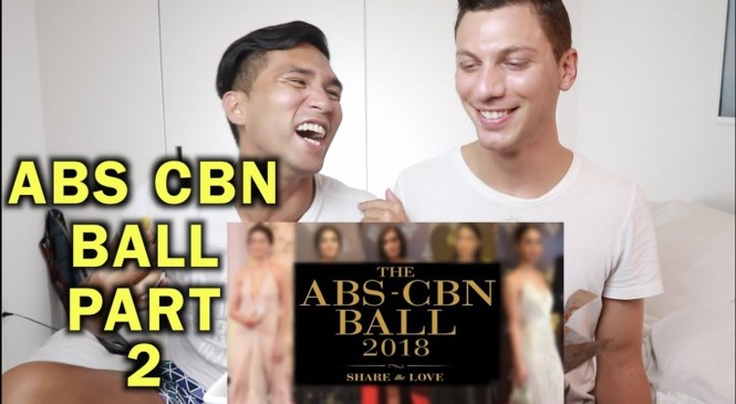 ABS-CBN BALL DRESSES FASHION REVIEW PART 2