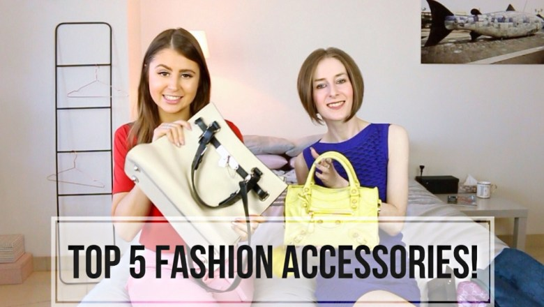 Top 5 Fashion Accessories with Style Me With Love!