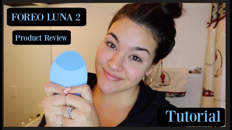 Foreo Luna  | Product Review | Cleansing Tutorial | Deynece Marie