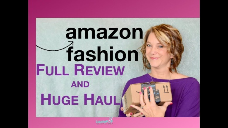 Amazon Fashion (Full Review 2018)