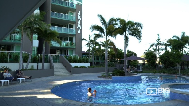 Welcome to Akama Resort, your award Winning Accomodation in Hervey Bay