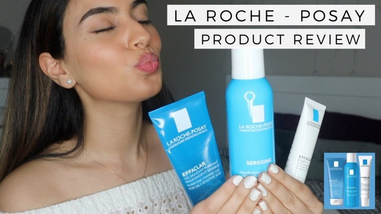 LA ROCHE – POSAY PRODUCT REVIEW + DEMO | 3 Step Effaclar Anti-Acne | bySanjna
