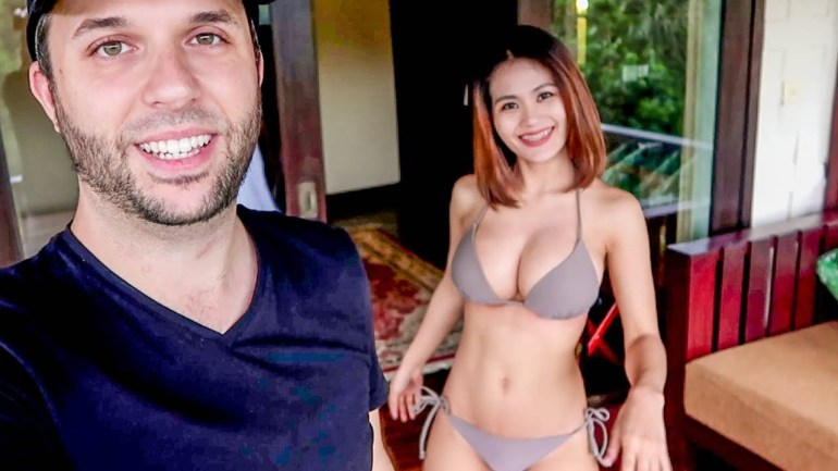 First Day In Bali Indonesia – Her First Time Traveling