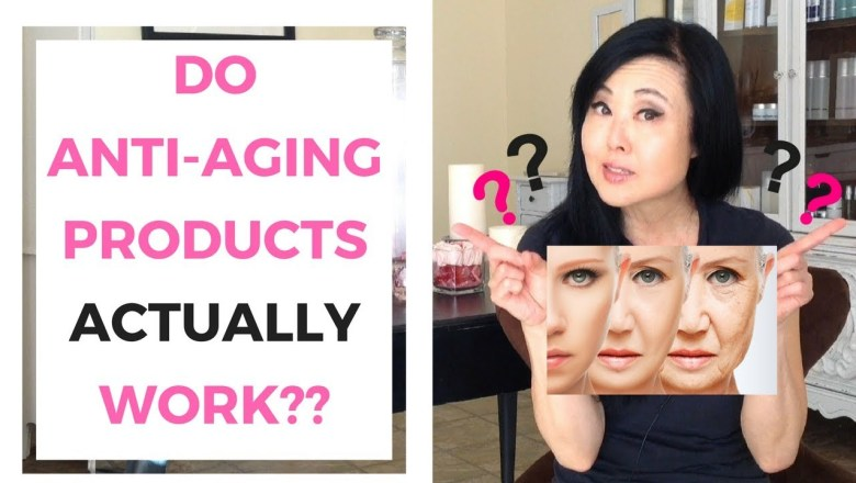 Do Anti-Aging Products ACTUALLY Work??