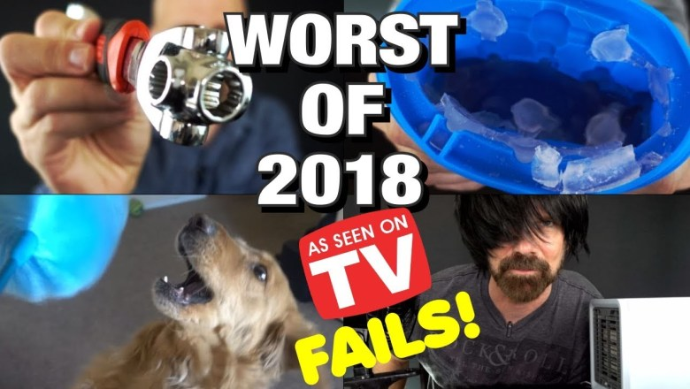 10 Worst As Seen on TV Products of 2018