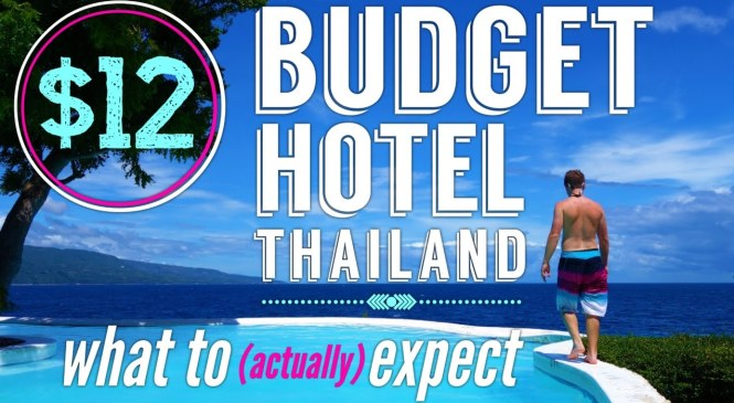 What a Budget Backpacker Hotel ACTUALLY looks like in Thailand | Ko Lanta Budget Accomodations