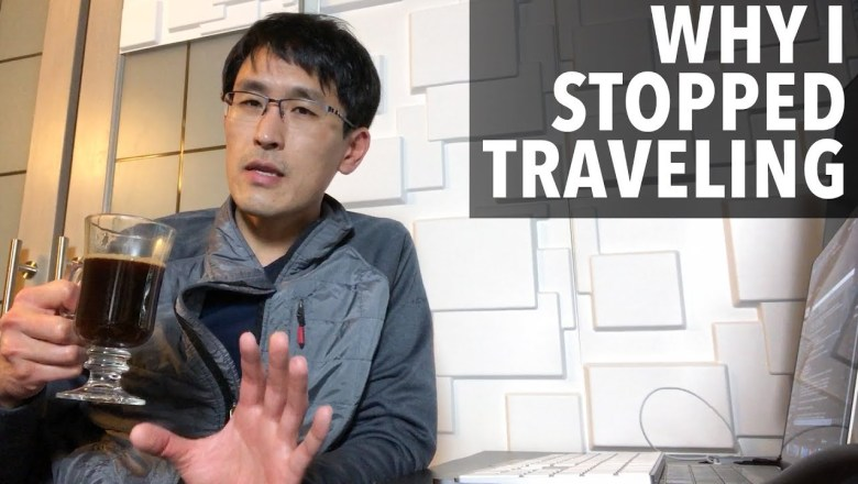 Why I stopped traveling. (life as a digital nomad)