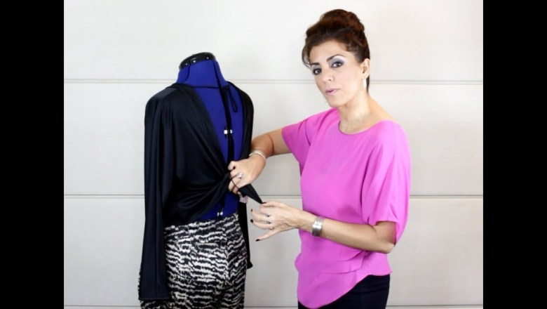 Fashion Tip –  DIY – Give New Life to Your Tops!