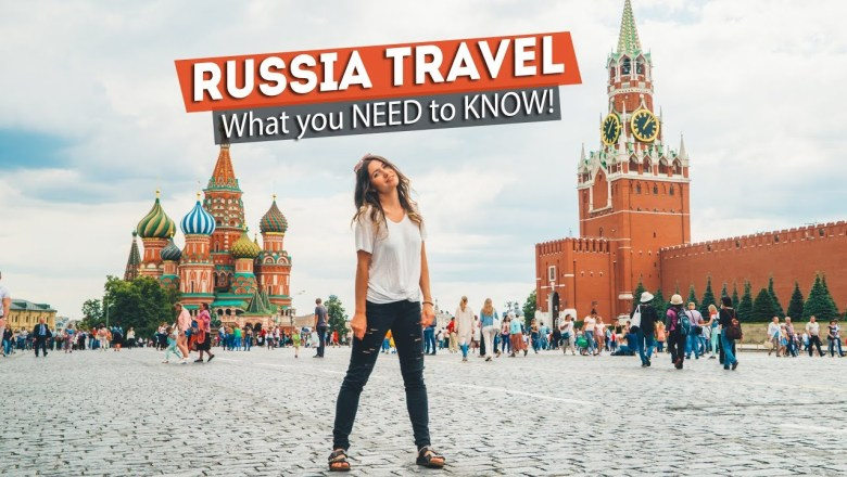RUSSIA TRAVEL for First Timers – what YOU NEED to KNOW | Moscow & St. Petersburg