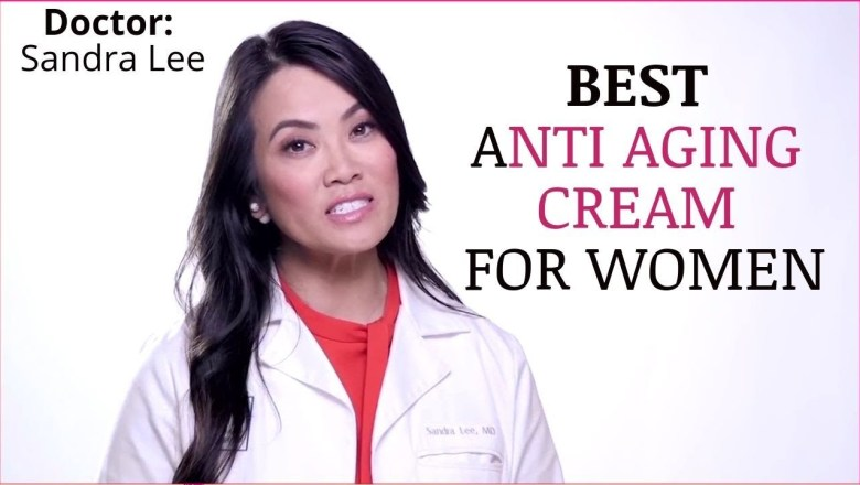 Dr. Sandra Lee – What is the best anti-aging cream for women?
