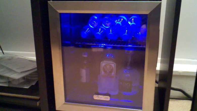 EdgeStar 62 Can Extreme Cool Beverage Refrigerator – BWC70SS – REVIEW