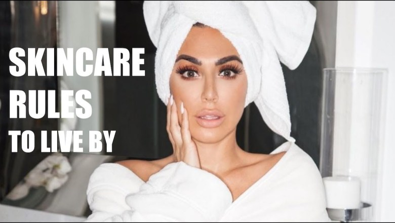 SKINCARE BEAUTY RULES | My Skincare Routine!