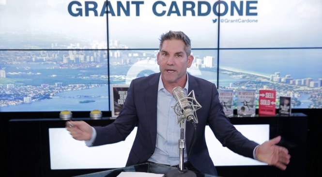 Grote Automotive Sales Meeting – Grant Cardone