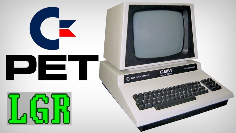 LGR – Commodore PET Computer System Review