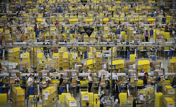 Amazon Dominates as a Merchant and Platform. Europe Sees Reason to Worry.