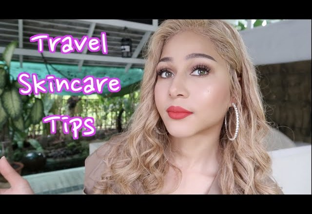 How I Prevent Skin Breakouts While Traveling