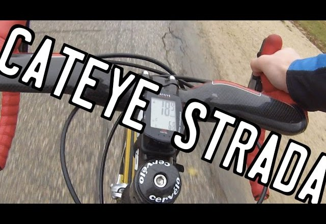 Review: Cateye Strada wireless bike computer