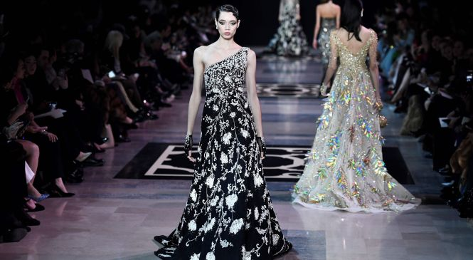 Paris Haute Couture Fashion Week: You have to see these amazing dresses
