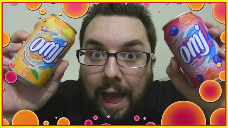 Barr OMJ Sparkling Juice Drink Review