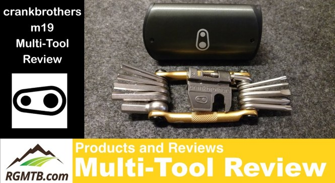 MTB Multi Tool – crankbrothers m19 multi-tool Product Review