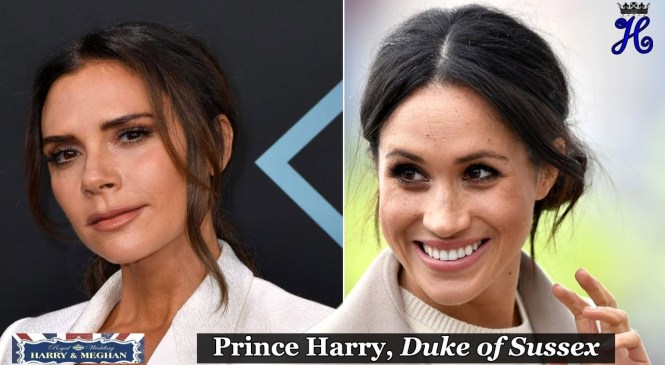 The unusual fashion trend Meghan Markle and Victoria Beckham made cool