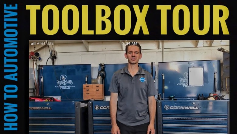 How to Automotive's Toolbox Tour